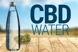 agua con cbd