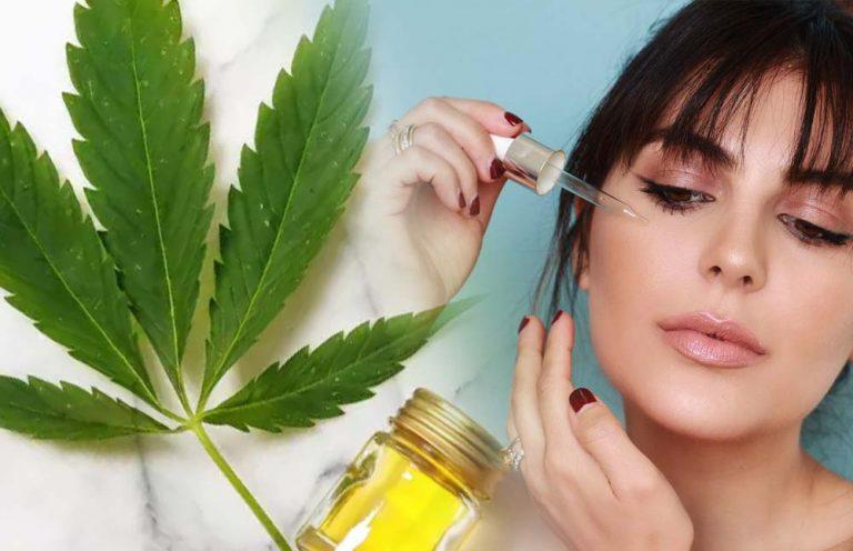 Loción de Cannabis