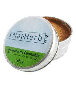 Pomada de Cannabis 120 gr